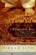 A Suitable Boy 1st Edition 9780060786526 0060786523