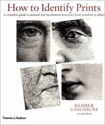 How to Identify Prints 2nd Edition 9780500284803 0500284806