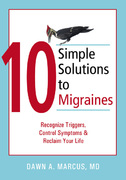 10 Simple Solutions to Migraines 1st edition 9781572244412 1572244410