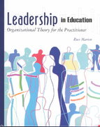 Leadership in Education 0 9780130167446 0130167444