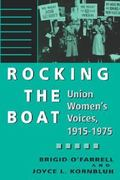 Rocking the Boat 1st Edition 9780813522692 0813522692