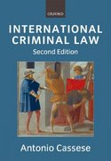 International Criminal Law 2nd edition 9780199203109 0199203105