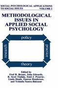 Methodological Issues in Applied Social Psychology 1st edition 9780306441738 030644173X
