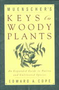 Muenscher's Keys to Woody Plants 1st Edition 9780801487026 0801487021