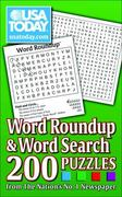 USA TODAY Word Roundup and Word Search 0 9780740770340 0740770349