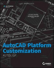AutoCAD Platform Customization 1st Edition 9781118798812 1118798813