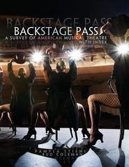Back Stage Pass 1st Edition 9781465254160 1465254161