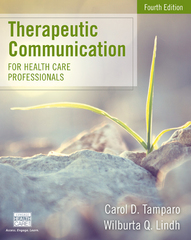 Therapeutic Communication for Health Care Professionals 4th Edition 9781305574618 1305574613