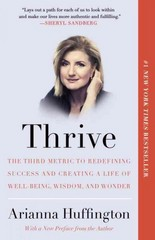 Thrive 1st Edition 9780804140867 0804140863