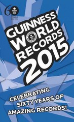 Guinness World Records 2015 1st Edition 9781101883808 1101883804
