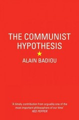 The Communist Hypothesis 1st Edition 9781781688700 1781688702