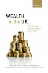 Wealth in the UK 1st Edition 9780198729402 0198729405