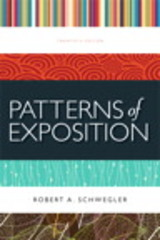 Patterns of Exposition Plus MyWritingLab -- Access Card Package 20th Edition 9780134016863 0134016866