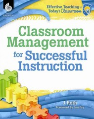 Classroom Management for Successful Instruction 1st Edition 9781425811952 1425811957