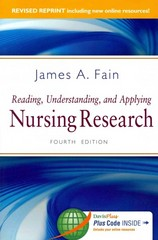 Reading, Understanding, and Applying Nursing Research, Revised Reprint 4th Edition 9780803644632 0803644639