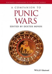 A Companion to the Punic Wars 1st Edition 9781119025504 1119025508