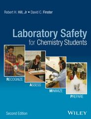 Laboratory Safety for Chemistry Students 2nd Edition 9781119027669 1119027667