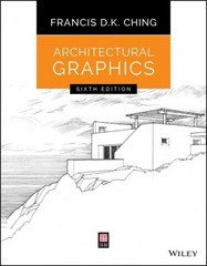 Architectural Graphics 6th Edition 9781119035664 111903566X