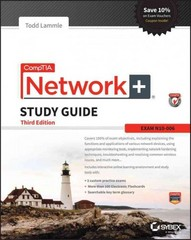 CompTIA Network+ Study Guide 3rd Edition 9781119021247 1119021243