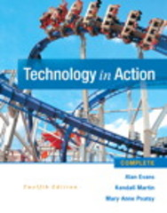 Technology In Action Complete 12th Edition 9780133949568 0133949567