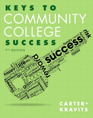 Keys to Community College Success Plus NEW MyStudentSuccessLab with Pearson eText -- Access Card Package 7th Edition 9780133958782 0133958787