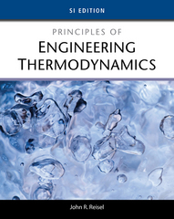 Principles of Engineering Thermodynamics, SI Edition 1st Edition 9781285056487 1285056485