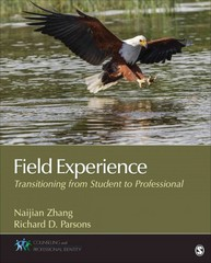Field Experience 1st Edition 9781483344539 1483344533