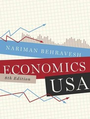 Economics USA 8th Edition 9780393919691 0393919692
