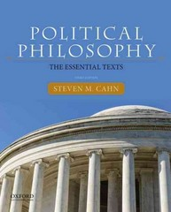 Political Philosophy 3rd Edition 9780190201081 0190201088