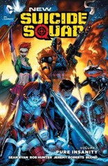 New Suicide Squad Vol. 1: Pure Insanity (The New 52) 52th Edition 9781401252380 1401252389