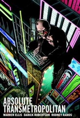 Absolute Transmetropolitan Vol. 1 1st Edition 9781401254308 1401254306