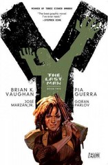 Y: The Last Man Book Two 1st Edition 9781401254391 140125439X