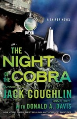 Night of the Cobra 1st Edition 9781250057822 1250057825