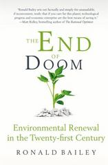 The End of Doom 1st Edition 9781250057679 1250057671