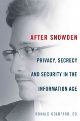After Snowden 1st Edition 9781250067609 125006760X