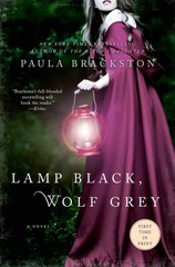 Lamp Black, Wolf Grey 1st Edition 9781250069689 1250069688
