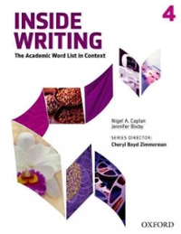 Inside Writing Level 4 Student Book 1st Edition 9780194601467 0194601463