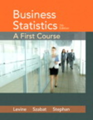 Business Statistics 7th Edition 9780133956481 0133956482
