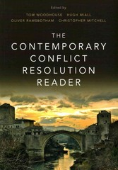 The Contemporary Conflict Resolution Reader 1st Edition 9780745686776 074568677X
