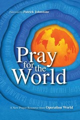 Pray for the World 1st Edition 9780830836864 0830836861