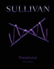 Precalculus 10th Edition 9780321979070 0321979079