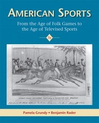 American Sports 7th Edition 9780205888603 0205888607