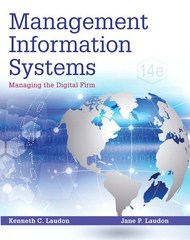 Management Information Systems 14th Edition 9780133898163 0133898164