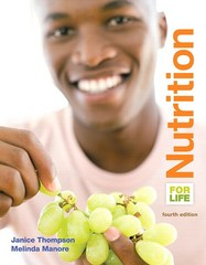 Nutrition for Life 4th Edition 9780133853360 0133853365