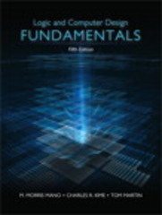 Logic & Computer Design Fundamentals 5th Edition 9780133760637 0133760634