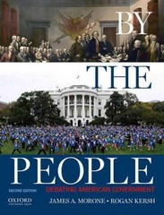 By the People 2nd Edition 9780190216146 019021614X