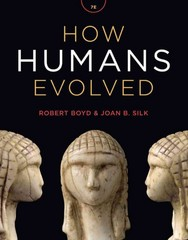 How Humans Evolved 7th Edition 9780393936773 0393936775
