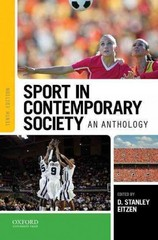 Sport in Contemporary Society 10th Edition 9780190202774 0190202777