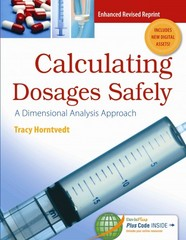 Calculating Dosages Safely 1st Edition 9780803644595 0803644590