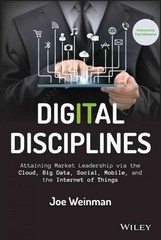 Digital Disciplines 1st Edition 9781118995396 1118995392